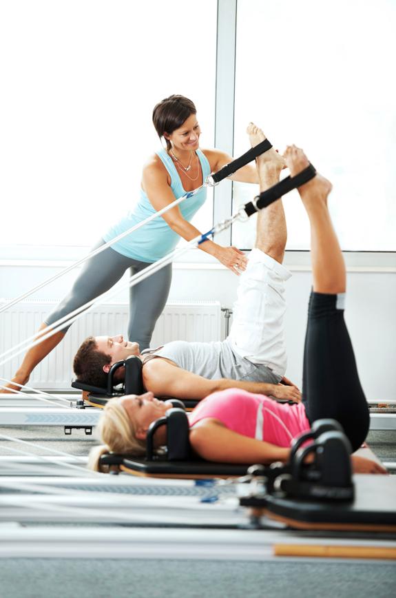 Boulder Pilates Lessons