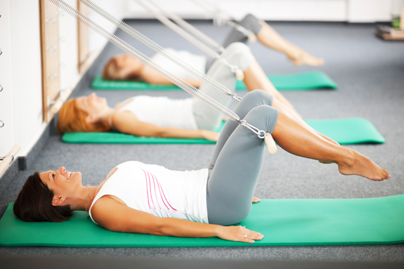Boulder Pilates Total Workout Class